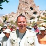 Serif Yenen in Cappadocia