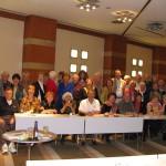 Serif Yenen at a farewell meeting