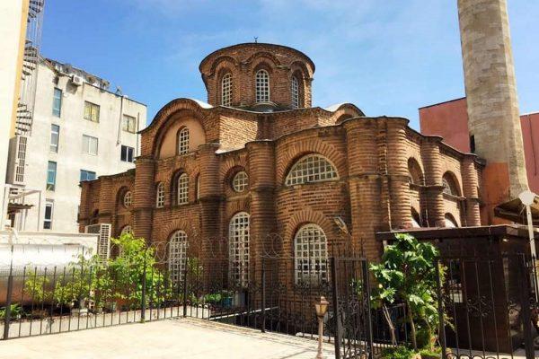 Myraleion Church
