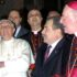Serif Yenen with Pope Benedict XVI