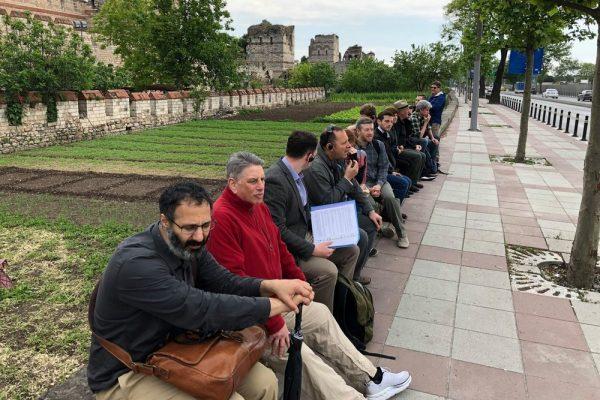 History of Byzantium Tour with Robin Pierson & Serif Yenen