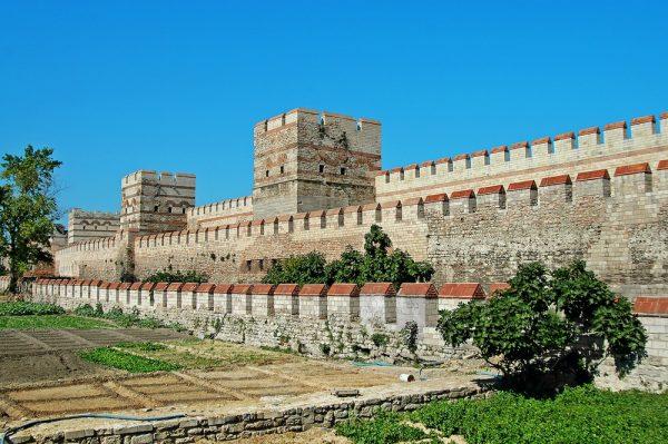 Theodosian Walls