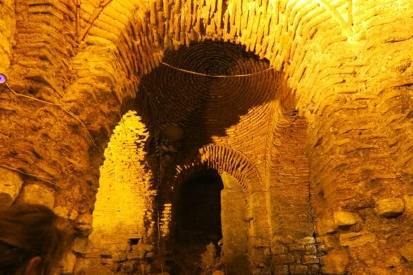 A Unique Walking Tour with Serif Yenen: Underground and Secret Istanbul (Roofs-Terraces & Underground)